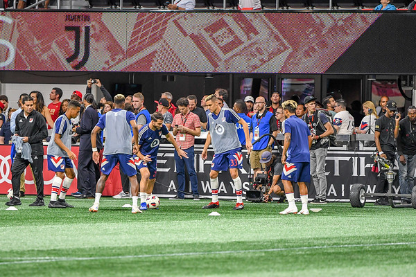 Juventus vs MLS All-Starts