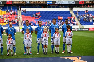Bermuda vs Nicaragua