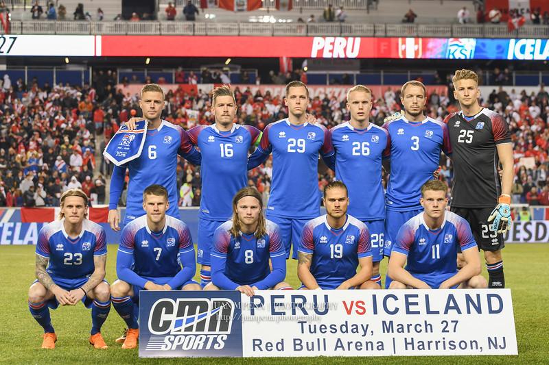 Peru Vs Islandia