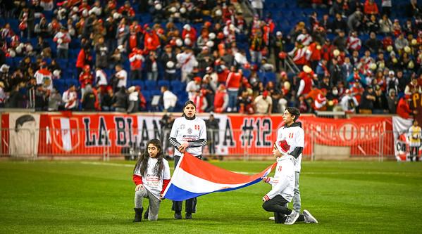 Peru vs Paraguay