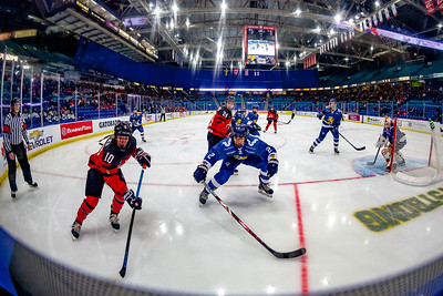 November 9, 2018 - Four Nations Cup Team Canada / Team Finland
