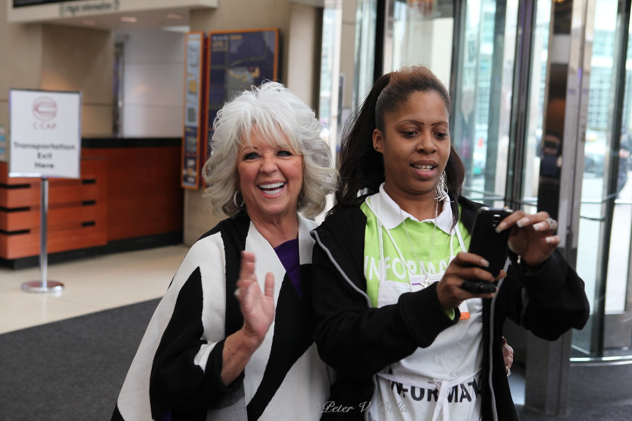 Food Network Star, Paula Deen.
