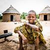 Sayouba, sibling of a Compassion registered child, rural Burkina Faso