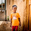 Aminata (4), sibling of Jonas Tassere Ouedraogo, a child registered in Compassion's program