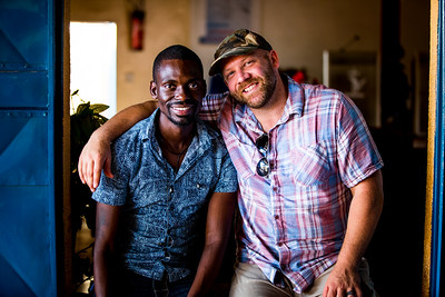 Behind the scenes, Jeff Arnold, Prospect Arts, Silas Irungu