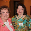 Mary Schmidt and Peg Beaudin