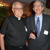 Fr. John Ross Sima, SJ and Tom Bulter