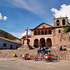 Urcos Parish is located in one of the 12 districts in Quispicanchis Province in Cusco, Peru.