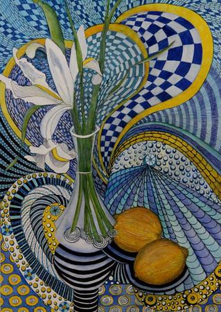 Lilies and Lemons