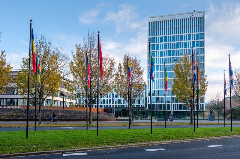 Eurojust. The Hague.