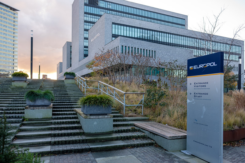 Europol.  The Hague