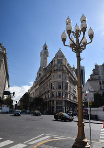 A street view.