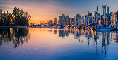 Vancouver, British Columbia by Rohan Zanzibar