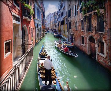 Venice, Italy by Rohan Zanzibar