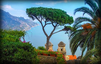 Ravello  Italy by Rohan Zanzibar