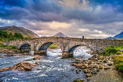 Isle of Skye, Scotland by Rohan Zanzibar