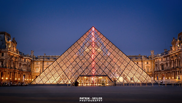 THE LOUVRE - France