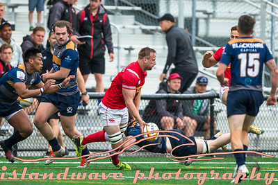 Canada vs Ontario Arrows