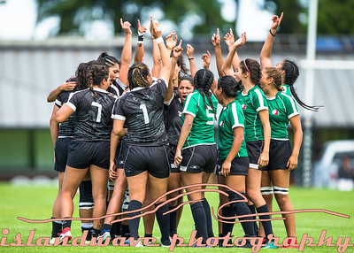 Canada vs Mexico, Women's sevens  Friendly matches