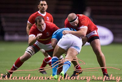 Canada vs Uruguay, Rugby World Cup Qualifier