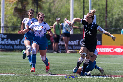 HSBC Seven's Series, Day 2