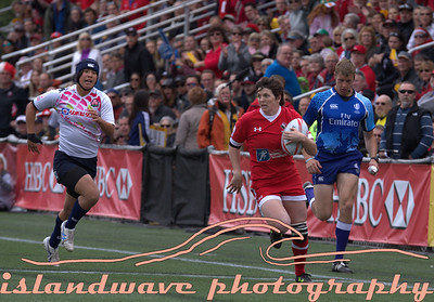 HSBC Women's Rugby Sevens 2016