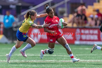 HSBC Women's Sevens Series 2019