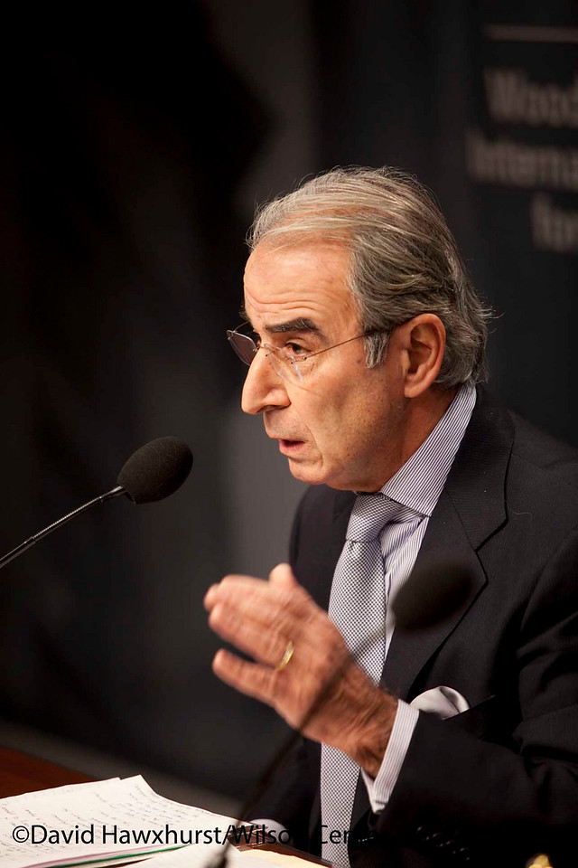 Iran's Nuclear Ambitions in Context<br /> Speaker(s): Shahram Chubin