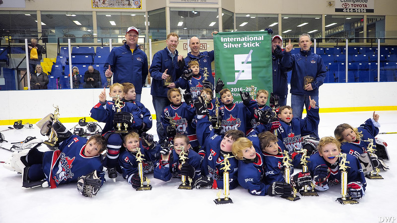 St  Mary's Rock - Novice Division