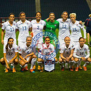 USWNT Wins 2nd CONCACAF World Cup Qualifying match