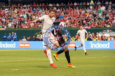 AS Roma Vanquish Liverpool 2-1 at Busch Stadium