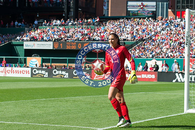 USWNT Wins 4-0 over New Zealand in International Friendly at Busch Stadium