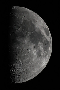 ISS Lunar Transit 4-1-20