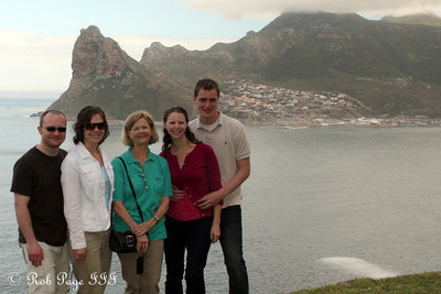 Enjoying Hout Bay - Cape Town, South Africa ... March 12, 2010
