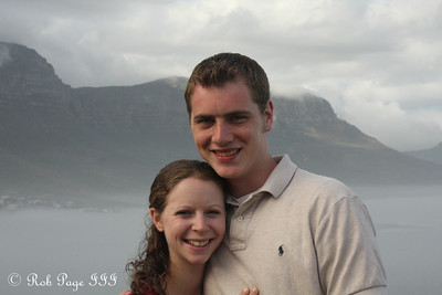 Rob and Emily - Cape Town, South Africa ... March 12, 2010