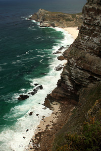 The Cape of Good Hope from Cape Point - Cape Town, South Africa ... March 12, 2010 ... Photo by Rob Page III