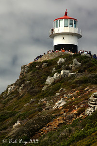 The lighthouse at Cape Point - Cape Town, South Africa ... March 12, 2010 ... Photo by Rob Page III