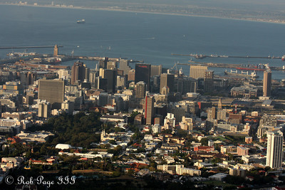 Cape Town, South Africa ... March 11, 2010 ... Photo by Rob Page III
