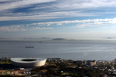 Cape Town Stadium - Cape Town, South Africa ... March 11, 2010 ... Photo by Rob Page III