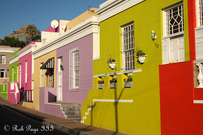The Malay Quarter of Bo-Kaap - Cape Town, South Africa ... March 11, 2010 ... Photo by Rob Page III