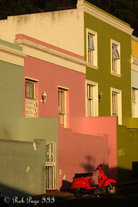 Bo-Kaap - Cape Town, South Africa ... March 11, 2010 ... Photo by Rob Page III