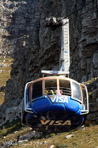 The Table Mountain Aerial Cableway - Cape Town, South Africa ... March 8, 2010 ... Photo by Rob Page III