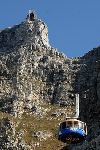 The Cape Town Aerial Cableway - Cape Town, South Africa ... March 8, 2010 ... Photo by Rob Page III