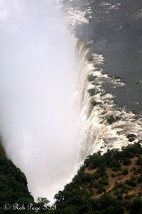The Eastern Cataract of Victoria Falls - Livingstone, Zambia ... March 18, 2010 ... Photo by Rob Page III