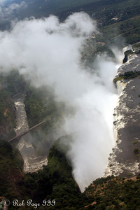 Victoria Falls and the gorgeous - Livingstone, Zambia ... March 18, 2010 ... Photo by Rob Page III