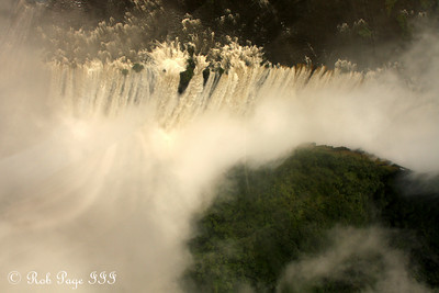 Victoria Falls - Livingstone, Zambia ... March 18, 2010 ... Photo by Rob Page III