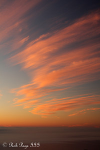 Sunset from Table Mountain - Cape Town, South Africa ... March 11, 2010 ... Photo by Rob Page III