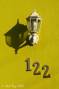 House 122 in Bo-Kaap - Cape Town, South Africa ... March 11, 2010 ... Photo by Rob Page III