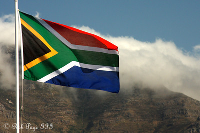 Cape Town, South Africa ... March 9, 2010 ... Photo by Rob Page III