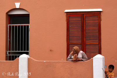 Bo-Kaap - Cape Town, South Africa ... March 9, 2010 ... Photo by Rob Page III